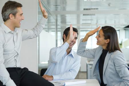 Como a comunicação pode motivar a ação na empresa.