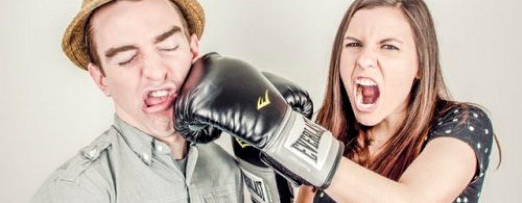 conflito na comunicação